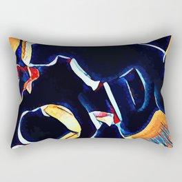 Hot Lava ~ Gate Rectangular Pillow