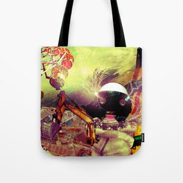 Hoo son, we have a problem! Tote Bag