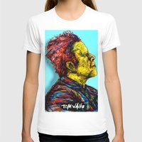 tom waits T-shirts featuring Tom Waits by Alec Goss
