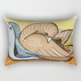 Palomas Rectangular Pillow
