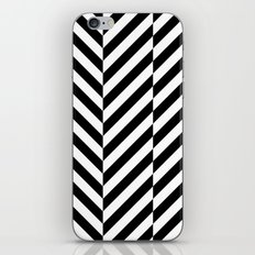 Black and White Op Art Design iPhone & iPod Skin