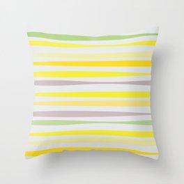 Savvy Stripes Throw Pillow