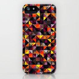 October iPhone Case