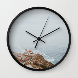 Point Reyes Lighthouse / California Wall Clock