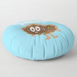 It's Not All Rainbow Sprinkles... Floor Pillow