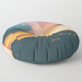 Fractions A54 Floor Pillow