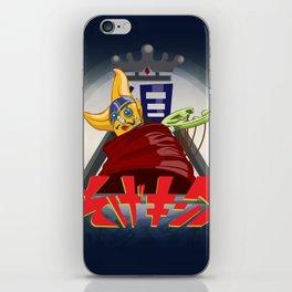 Sniper King Sogeking iPhone Skin