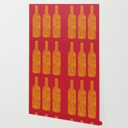 Wine Bottles Wallpaper