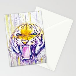 It Never Rains in Tiger Stadium  Stationery Cards