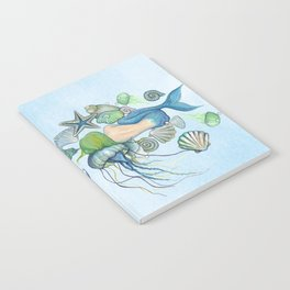 Atlantis Underwater World Notebook