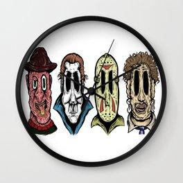 Tallheads Series 1 Wall Clock