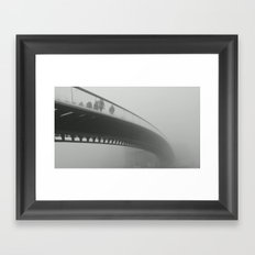 From Venice to Nowhere Framed Art Print