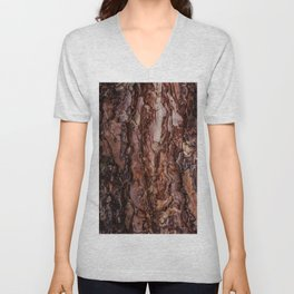 North American Bark Unisex V-Neck