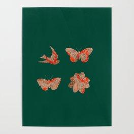 Botanical Esprit Poster