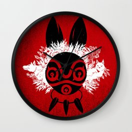 MONONOKE Wall Clock