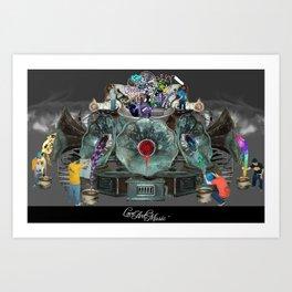 Our World Art Print