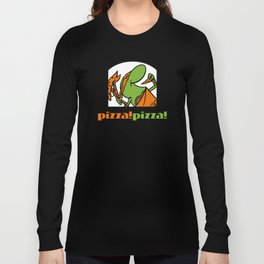 Pizza Pizza! Long Sleeve T-shirt