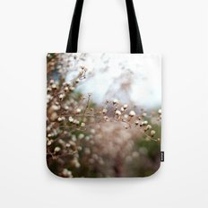 Winter Aster II Tote Bag