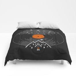 re/cordless Comforters