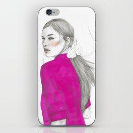 MÍRAME iPhone Skin
