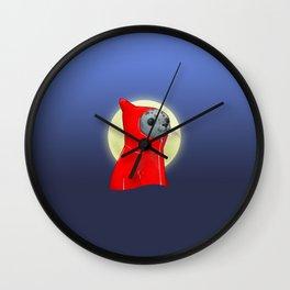 Hooded Seal Wall Clock