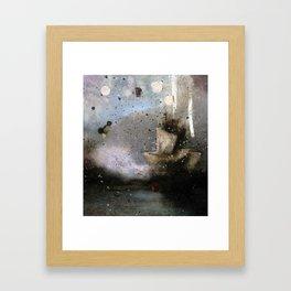 yearning  Framed Art Print