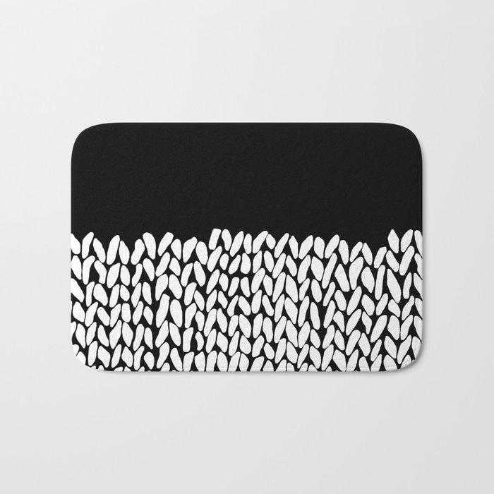 Half Knit Bath Mat