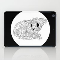 sphynx iPad Cases featuring Sphynx  by Camelo