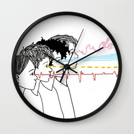 The Way We See Wall Clock