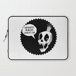 Skull King Laptop Sleeve