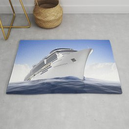 Cruise Ship Rug