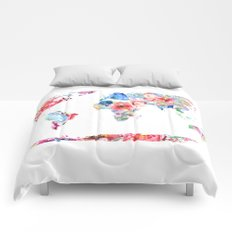 Optimistic World Comforters