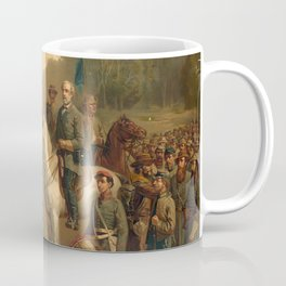 The last meeting between Gen. Lee and Jackson Coffee Mug