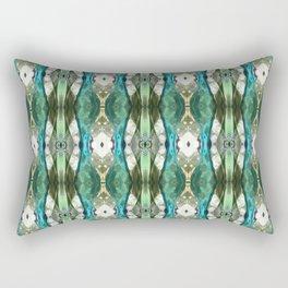 Pattern 47 - Glass Bottles Rectangular Pillow