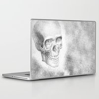 evil Laptop & iPad Skins featuring Evil by shaunsheep