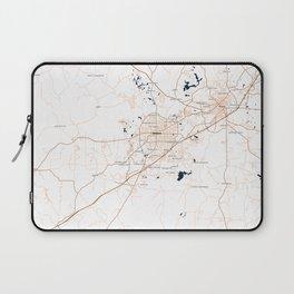 FanMap   NCAA Auburn #04 Laptop Sleeve