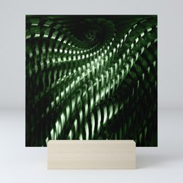Fractal structure Mini Art Print