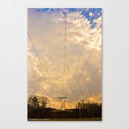 It's Electric! Canvas Print