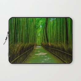 Bamboo Trail Laptop Sleeve