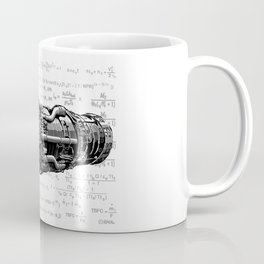 Thrust matters! Coffee Mug