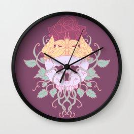 Lazarus Wall Clock