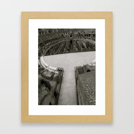 The Arena  Framed Art Print