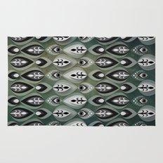 Pierrot II/Memoir Pattern Rug