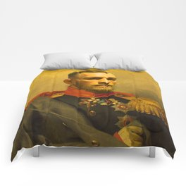 Conor McGregor Classical Painting Comforters