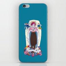 Virgen de Shermer iPhone & iPod Skin