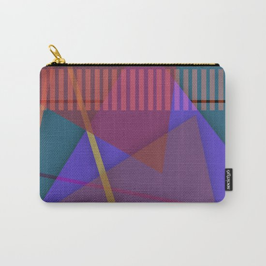 Abstract #421 Carry-All Pouch