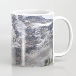 Glacier Flows Coffee Mug