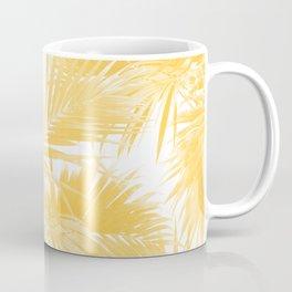 Tropical Palm Leaf Jungle #3 #tropical #decor #art #society6 Coffee Mug