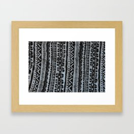 Tribal #1 Framed Art Print