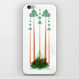 3Lives - Plant iPhone Skin